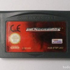 Videojuegos y Consolas: THUNDERBIRDS - NINTENDO GAME BOY ADVANCE. Lote 139213502