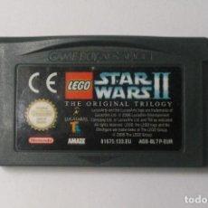 Videojuegos y Consolas: STAR WARS II THE ORIGINAL TRILOGY - NINTENDO GAME BOY ADVANCE. Lote 139213566