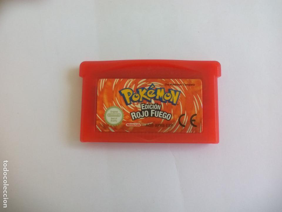 descargar juegos nds pokemon rojo fuego