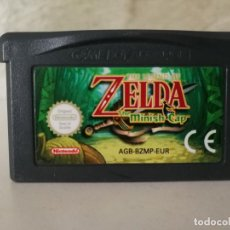 Videojuegos y Consolas: ZELDA THE MINISH CAP GAME BOY ADVANCE. Lote 140567974