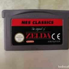 Videojuegos y Consolas: THE LEGEND OF ZELDA GAME BOY ADVANCE . Lote 140568454