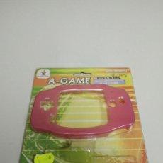 Videojuegos y Consolas: 1118- ACCESORIOS COMPATIBLE CON GAME BOY ADVANCE CARCASA ROSA GC 901 NEW OLD STOCK . Lote 140715362