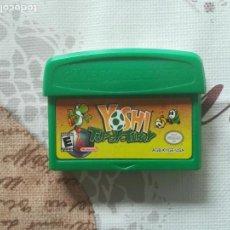 Videojuegos y Consolas: YOSHI TOPSY TURVY GAME BOY ADVANCE. Lote 140786578