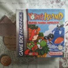 Videojuegos y Consolas: YOSHI´S ISLAND SUPER MARIO ADVANCE 3 GAME BOY ADVANCE NUEVO PRECINTADO. Lote 141321294
