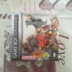 Videojuegos y Consolas: KINGDOM HEARTS CHAIN OF MEMORIES GAME BOY ADVANCE. Lote 142070610