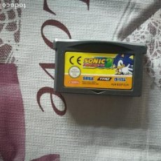 Videojuegos y Consolas: SONIC 3 ADVANCE GAME BOY ADVANCE. Lote 142135878