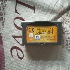 Videojuegos y Consolas: RAYMAN GAME BOY ADVANCE. Lote 142137154