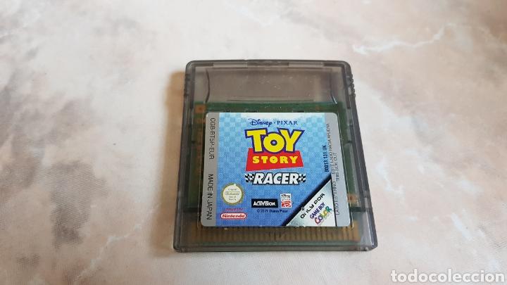 JUEGO TOY STORY RACER NINTENDO GAMEBOY ADVANCE (Juguetes - Videojuegos y Consolas - Nintendo - GameBoy Advance)