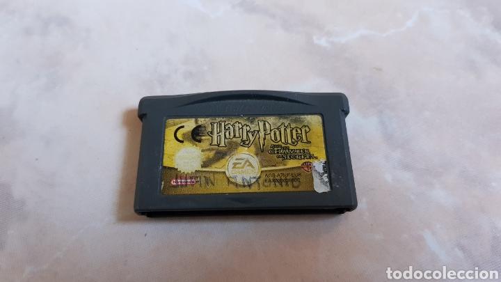 JUEGO HARRY POTTER NINTENDO GAMEBOY ADVANCE CHAMBER OF SECRET (Juguetes - Videojuegos y Consolas - Nintendo - GameBoy Advance)