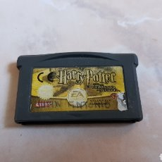 Videojuegos y Consolas: JUEGO HARRY POTTER NINTENDO GAMEBOY ADVANCE CHAMBER OF SECRET. Lote 142334340