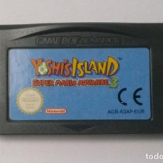 Videojuegos y Consolas: YOSHI'S ISLAND SUPER MARIO ADVANCE 3 - NINTENDO GAME BOY ADVANCE. Lote 147346365