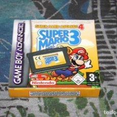 Videojuegos y Consolas: SUPER MARIO ADVANCE 4 - SUPER MARIO BROS 3 - GAME BOY ADVANCE - NINTENDO. Lote 143153114