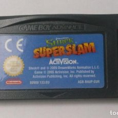 Videojuegos y Consolas: SHREK SUPERSLAM - NINTENDO GAME BOY ADVANCE. Lote 144262470