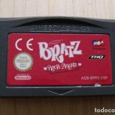 Videojuegos y Consolas: JUEGO BRATZ ROCK ANGELZ - GAME BOY ADVANCE. Lote 144481382