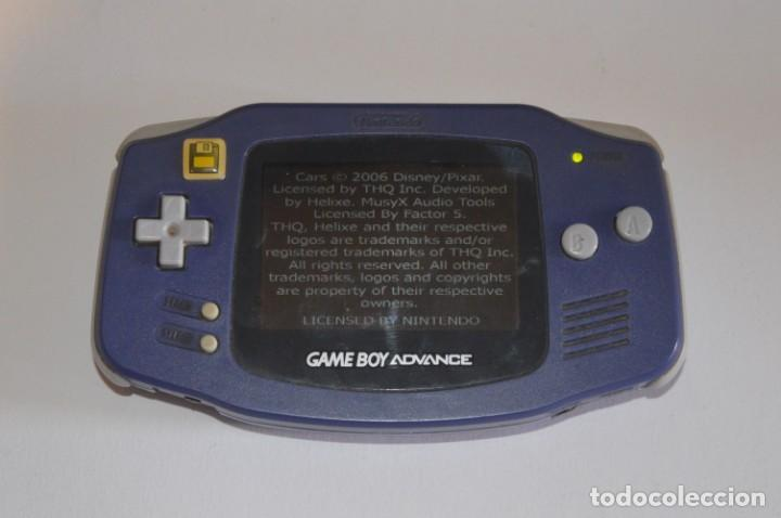 Juego Nintendo Game Boy Advance Gba 2006 Cars D Comprar