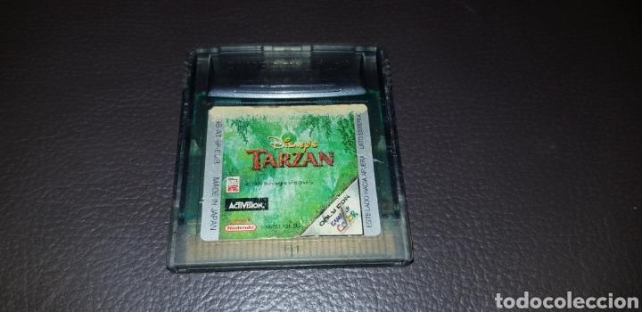 GAME BOY JUEGO DISNEY'S TARZAN PARA NINTENDO GAMEBOY ADVANCE (Juguetes - Videojuegos y Consolas - Nintendo - GameBoy Advance)