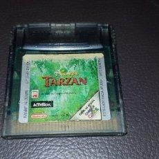 Videojuegos y Consolas: GAME BOY JUEGO DISNEY'S TARZAN PARA NINTENDO GAMEBOY ADVANCE. Lote 145679994