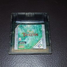 Videojuegos y Consolas: GAME BOY JUEGO DISNEY'S TARDAN NINTENDO GAMEBOY ADVANCE. Lote 145681172