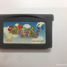 Videojuegos y Consolas: JUEGO GAME BOY ADVANCE SUPER MARIO ADVANCE . Lote 146089406