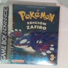 Videojuegos y Consolas: POKEMON EDICIÓN ZAFIRO PRECINTADO. Lote 146453554
