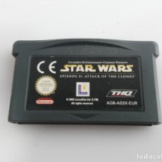 Videojuegos y Consolas: JUEGO STAR WARS NINTENDO GAME BOY ADVANCE . Lote 147901882