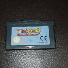 Videojuegos y Consolas: JIEGO GAMEBOY YOSHI'S ISLAND SUPER MARIO ADVANCE 3. Lote 148247385