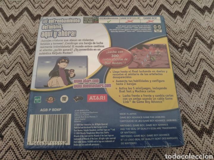 Videojuegos y Consolas: Juego gameboy edicion limitada duel masters kaijudo showdown nuevo sin desprecintar - Foto 2 - 149835144
