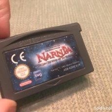 Videojuegos y Consolas: JUEGO GAME BOY ADVANCE NARNIA . Lote 149888146
