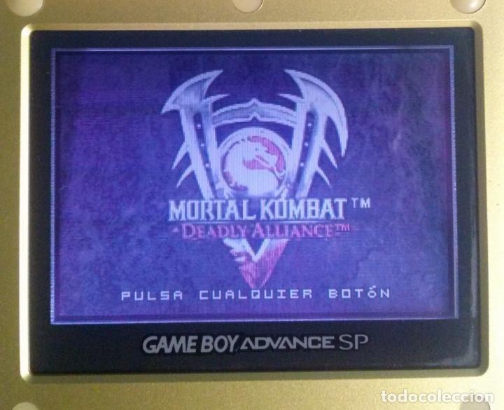 Mortal Kombat deadly alliance - Nintendo Game Boy Advance
