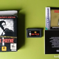 Max Payne Gameboy Advance Sold Through Direct Sale 170646654