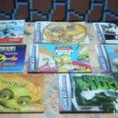 Videojuegos y Consolas: LOTE DE MANUALES DE NINTENDO GAME BOY ADVANCE VARIADOS MANUAL VIDEOJUEGOS. Lote 150829702