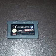 Videojuegos y Consolas: JUEGO FANTASTIC 4 NINTENDO GAMEBOY ADVANCE. Lote 150850414