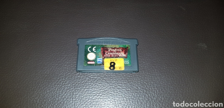 JUEGO NINTENDO GAMEBOY ADVANCE PIRATES OF THE CARIBBEAN DEAD MAN'S CHEST (Juguetes - Videojuegos y Consolas - Nintendo - GameBoy Advance)