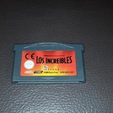 Videojuegos y Consolas: JUEGO LOS INCREIBLES NINTENDO GAMEBOY ADVANCE. Lote 150854217