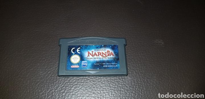 JUEGO NARANIA NINTENDO GAMEBOY ADVANCE (Juguetes - Videojuegos y Consolas - Nintendo - GameBoy Advance)