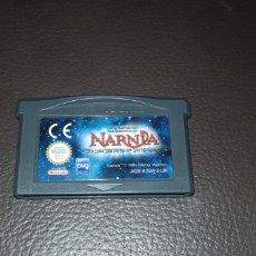 Videojuegos y Consolas: JUEGO NARANIA NINTENDO GAMEBOY ADVANCE. Lote 150854521