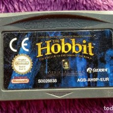 Videojuegos y Consolas: JUEGO GAME BOY ADVANCE, HOBBIT THE PRELUDE TO THE LORD OF THE RINGS, NINTENDO EN ESPAÑOL - 2003. Lote 151351238