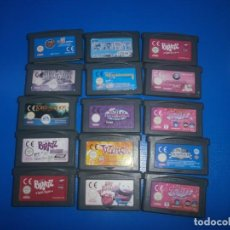 Videojuegos y Consolas: GAME BOY ADVANCE SP TRIVAL. Lote 151397646
