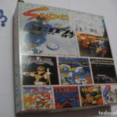 Videojuegos y Consolas: ANTIGUO JUEGO PARA GAMEBOY 77 JUEGOS EN UN CARTUCHO NUEVO SIN USAR EN SU CAJA. Lote 152680230