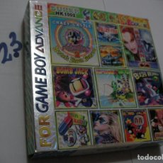 Videojuegos y Consolas: ANTIGUO JUEGO PARA GAMEBOY 68 JUEGOS EN UN CARTUCHO NUEVO SIN USAR EN SU CAJA. Lote 152683666