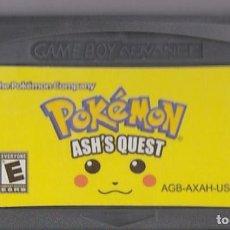 Videojuegos y Consolas: JUEGO GBA GAMEBOY ADVANCE: POKEMON ASH'S QUEST. Lote 154394974
