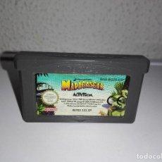 Videojuegos y Consolas: JUEGO NINTENDO GBA GAMEBOY ADVANCE MADAGASCAR GAME BOY. Lote 154879402
