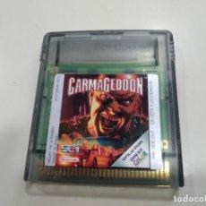 Videojuegos y Consolas: JUEGO PARA NINTENDO GAME BOY COLOR CARGAMEDDON. Lote 155114018