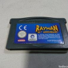 Videojuegos y Consolas: RAYMAN 10 TH ANNIVERSARY JUEGO CARTUCHO GAMEBOY GAME BOY ADVANCE. Lote 155171628