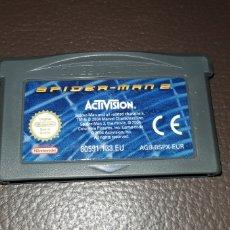 Videojuegos y Consolas: JUEGO SPIDERMAN 2 ACTIVISION NINTENDO GAMEBOY ADVANCE GAME BOY RETROVINTAGEJUGUETES BBB. Lote 155506980