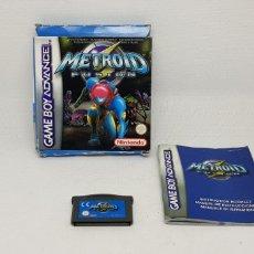 Videojuegos y Consolas: GAME BOY - METROID - NINTENDO - CAR09. Lote 155528325