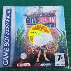 Videojuegos y Consolas: PRECINTADO ANT BULLY BIENVENIDO AL HORMIGUERO | GAME BOY ADVANCE | GBA | VIDEO JUEGO | NINTENDO. Lote 155567574