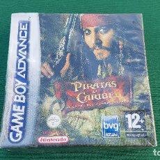 Videojuegos y Consolas: PRECINTADO PIRATAS DEL CARIBE | EL COFRE DEL HOMBRE MUERTO | GAME BOY ADVANCE | GBA | NINTENDO. Lote 155567854