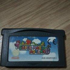 Videojuegos y Consolas: JUEGO GAME BOY ADVANCE SUPER MARIO BROS. Lote 155818174