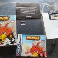 Videojuegos y Consolas: DIGIMON RACING GAME.BOY ADVANCE. Lote 159090430